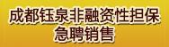 成都钰泉非融资性担保有限公司招聘信息