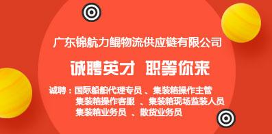 广东锦航力鲲物流供应链有限公司