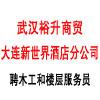 武汉裕升商贸发展有限公司大连新世界酒店分公司