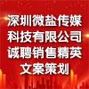 深圳微盐传媒科技有限公司