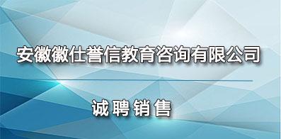 安徽徽仕誉信教育咨询有限公司