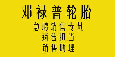 邓禄普轮胎销售(广州)有限公司