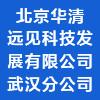 北京華清遠見科技發展有限公司武漢分公司