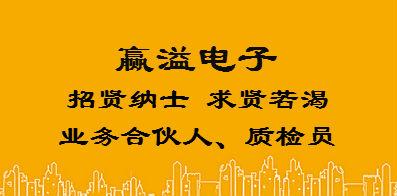 广州赢溢电子有限公司