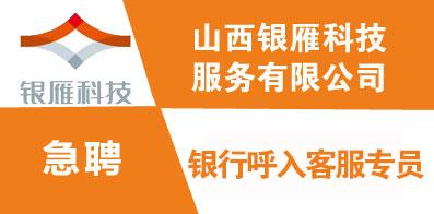 山西银雁科技服务有限公司