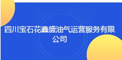 四川宝石花鑫盛油气运营服务有限公司