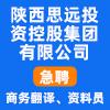 陕西思远投资控股集团有限公司